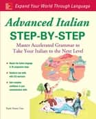 Advanced Italian Step-by-Step eBook by Paola Nanni-Tate
