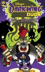 Darkwing Duck Volume 3: F.O.W.L. Disposition ebook by Aaron Sparrow,James Silvani