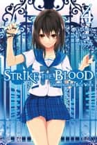 Strike the Blood, Vol. 4 (light novel) - Labyrinth of the Blue Witch ebook by Gakuto Mikumo, Manyako