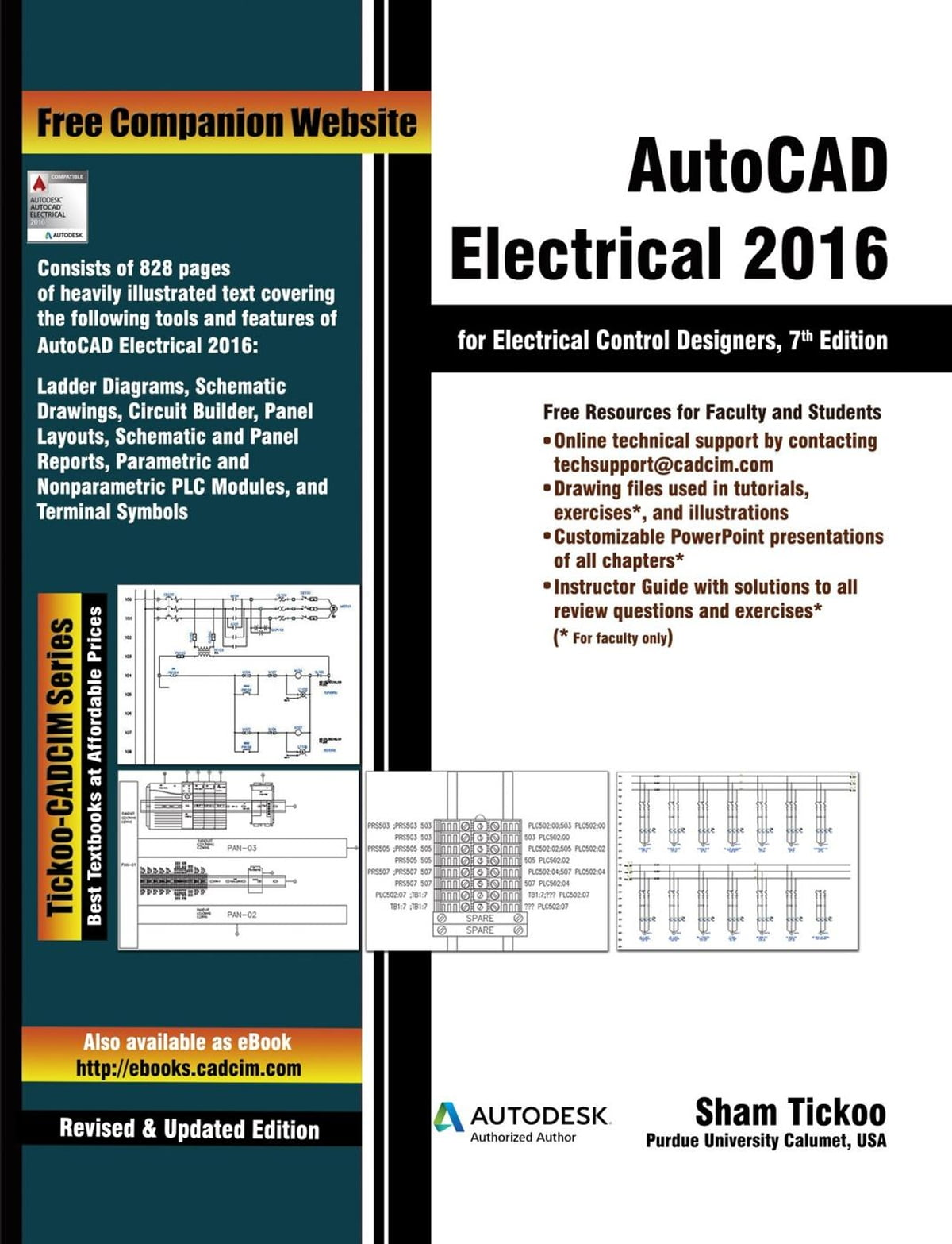 AutoCAD Electrical 2016 for Electrical Control Designers eBook by Prof Sham  Tickoo - 9781386393337   Rakuten Kobo