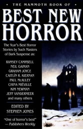 The Mammoth Book of Best New Horror 2003 - Vol 14 ebook by Stephen Jones