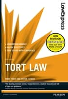Law Express: Tort Law (Revision Guide) ebook by Emily Finch,Stefan Fafinski