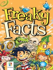 Freaky Facts ebook by Hinkler Books