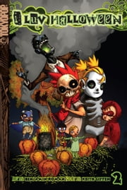 I Luv Halloween #2 ebook by Keith Giffen,Benjamin Roman