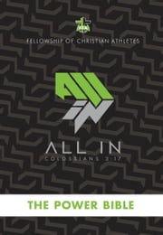 FCA Power Bible - All-In ebook by Holman Bible Staff,Fellowship of Christian Athletes