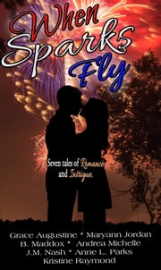When Sparks Fly ebook by Kristine Raymond; Andrea Michelle; Grace Augustine; Maryann Jordan; B. Maddox; J.M. Nash; Anne L. Parks