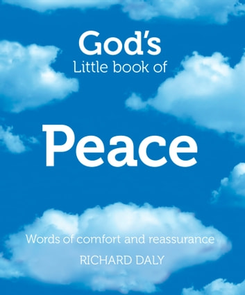 God's Little Book of Peace ebook by Richard Daly