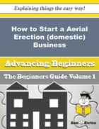 How to Start a Aerial Erection (domestic) Business (Beginners Guide) - How to Start a Aerial Erection (domestic) Business (Beginners Guide) ebook by Kennith Gallo