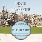 Death of a Prankster audiobook by M. C. Beaton