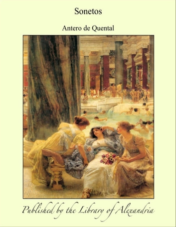 Sonetos ebook by Antero de Quental