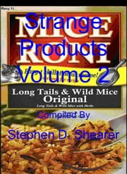 Strange Products Volume 02 ebook by Stephen Shearer