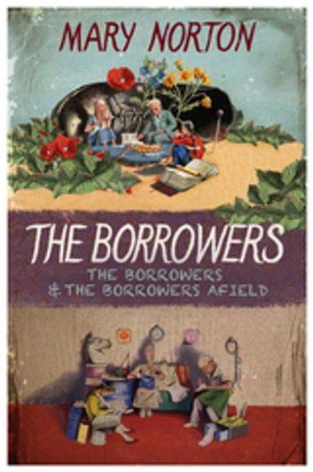 The Borrowers 2-in-1 ebook by Mary Norton