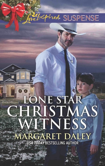 Lone Star Christmas Witness ebook by Margaret Daley