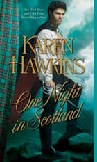One Night in Scotland ebook by