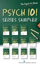 Psych 101 Series Sampler (eBook) - Introductions to Key Topics in Psychology ebook by Springer Publishing Company