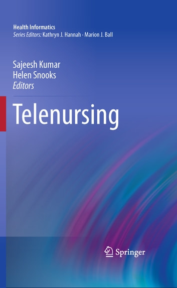 Telenursing ebook by