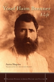 Yosef Haim Brenner - A Life ebook by Anita Shapira,Anthony Berris