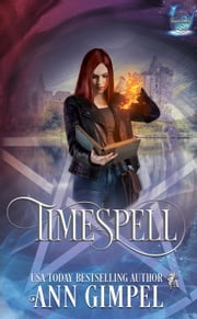 Timespell ebook by Ann Gimpel