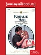 Original Sin ebook by Rosalie Ash