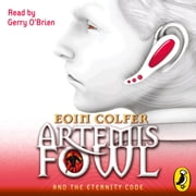 Artemis Fowl and the Eternity Code audiobook by Eoin Colfer