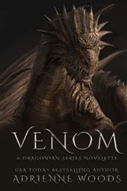 Venom ebook by Adrienne Woods