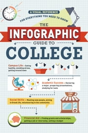 The Infographic Guide to College - A Visual Reference for Everything You Need to Know ebook by Adams Media