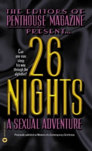 26 Nights - A Sexual Adventure ebook by Penthouse International