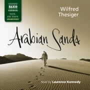 Arabian Sands audiobook by Wilfred Thesiger