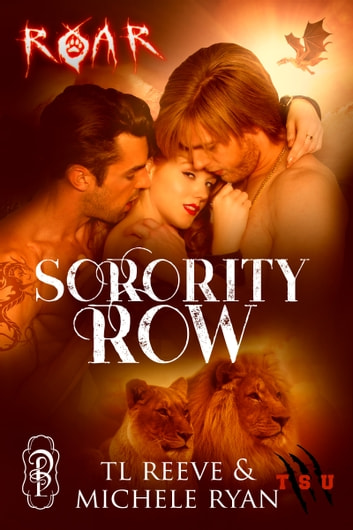 Sorority Row ebook by TL Reeve,Michele Ryan