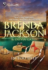 In Too Deep - Husband Material\The Sheikh's Bargained Bride ebook by Brenda Jackson,Olivia Gates