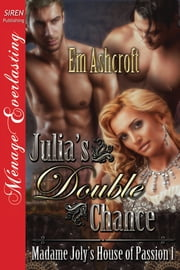 Julia's Double Chance ebook by Em Ashcroft