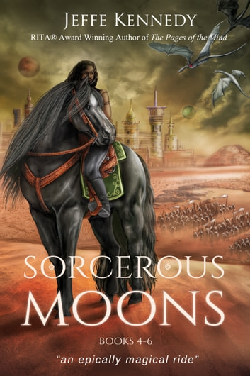 Sorcerous Moons Box Set 2 ebook by Jeffe Kennedy