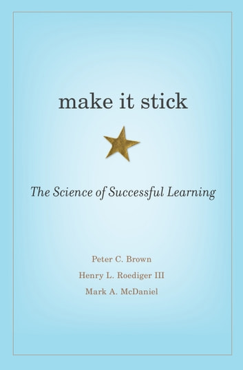 Make It Stick ebook by Peter C. Brown