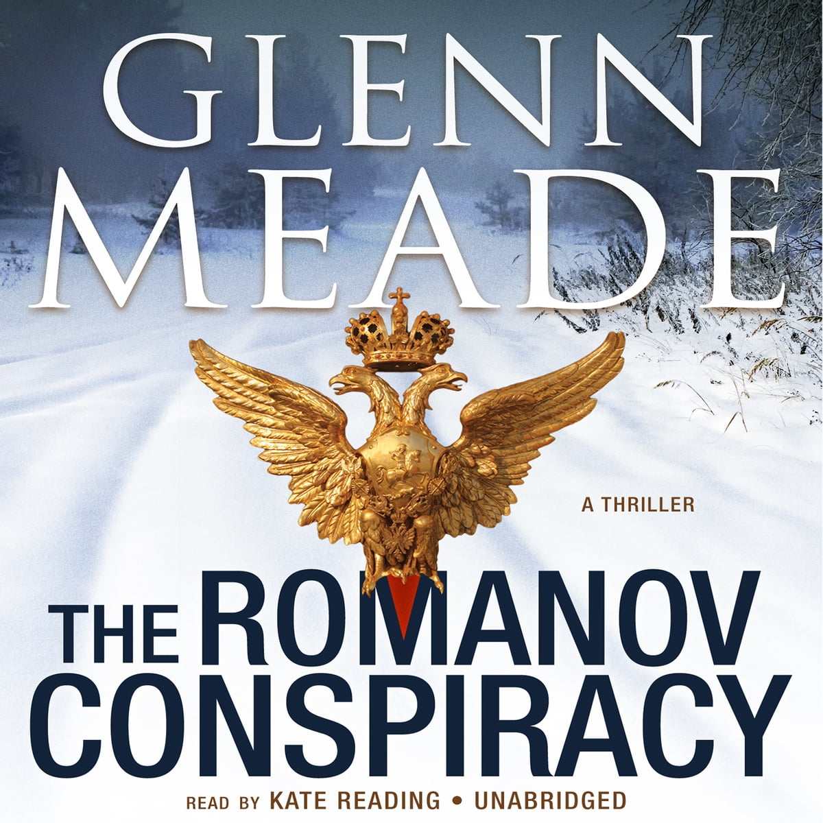 The Romanov Conspiracy audiobook by Glenn Meade - Rakuten Kobo