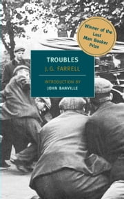 Troubles ebook by John Banville,J.G. Farrell