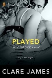 Played ebook by Clare James