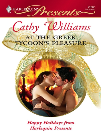 At The Greek Tycoon's Pleasure ekitaplar by Cathy Williams