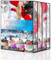 Hope Falls Series Bundle: Vol. 2, Books 4-8 - (#1 Snow Angel, #2 Snow Days, #3 Snowed In, #4 Let It Snow) ebook by Melanie Shawn