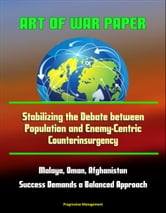Art of War Paper: Stabilizing the Debate between Population and Enemy ...