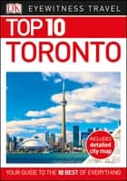 Top 10 Toronto ebook by DK Travel