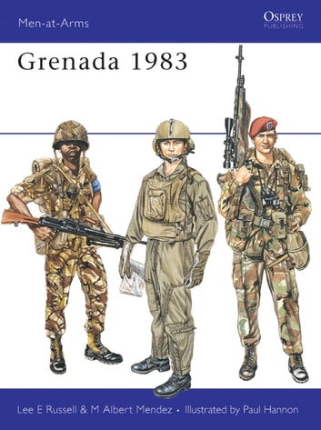 Grenada 1983 ebook by Lee E Russell