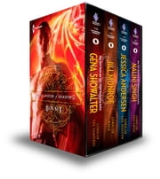 Royal House of Shadows Box Set - Lord of the Vampires\Lord of Rage\Lord of the Wolfyn\Lord of the Abyss ebook by Gena Showalter,Jill Monroe,Jessica Andersen,Nalini Singh