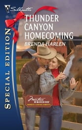 Thunder Canyon Homecoming ebook by Brenda Harlen
