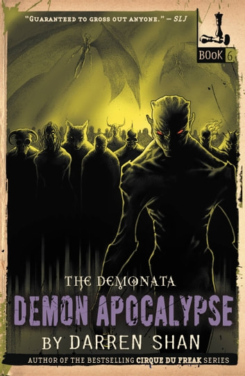The Demonata: Demon Apocalypse ebook by Darren Shan