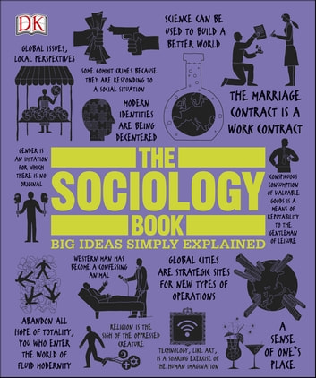 The Sociology Book - Big Ideas Simply Explained ebook by DK,Marcus Weeks,Mitchell Hobbs,Megan Todd,Chris Yuill,Sarah Tomley,Christopher Thorpe