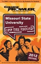 Missouri State University 2012 ebook by Colleen Hamilton