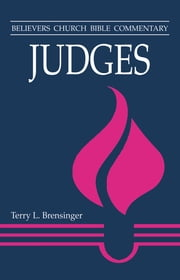 Judges ebook by Terry L Brensinger