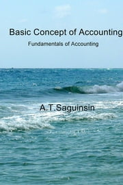 Basic Concept of Accounting - Fundamentals of Accounting ebook by A.T.Saguinsin