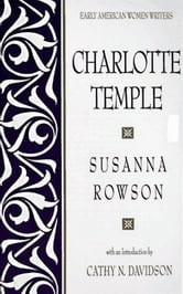 Charlotte Temple ebook by Susanna Rowson