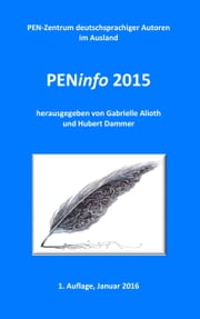 PENinfo 2015 ebook by Gabrielle Alioth,Hubert Dammer